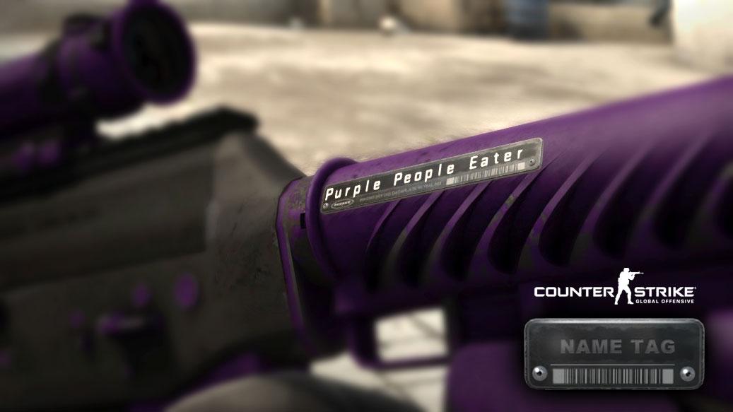 CSGO Name Tag